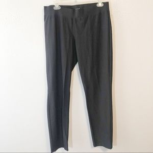 Eileen Fisher pull on Ponte pant size medium